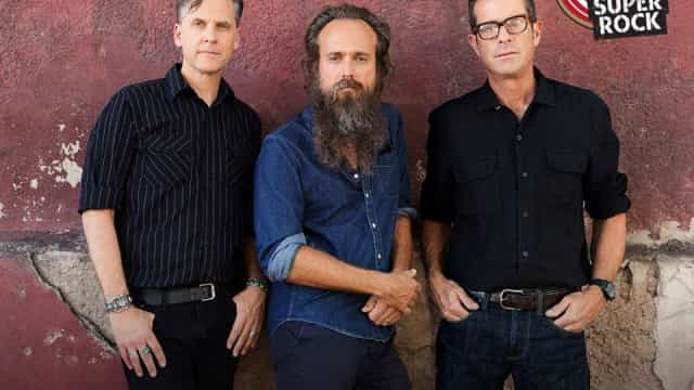 Super Bock Super Rock: Calexico e Iron and Wine sobem juntos ao palco
