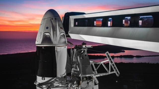 SpaceX revela data do seu derradeiro teste