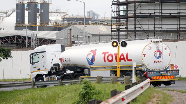 "Total anuncia ""descoberta significativa"" de gás na África do Sul"