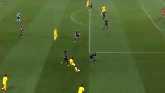 Assim foi o último golo da carreira de Emiliano Sala