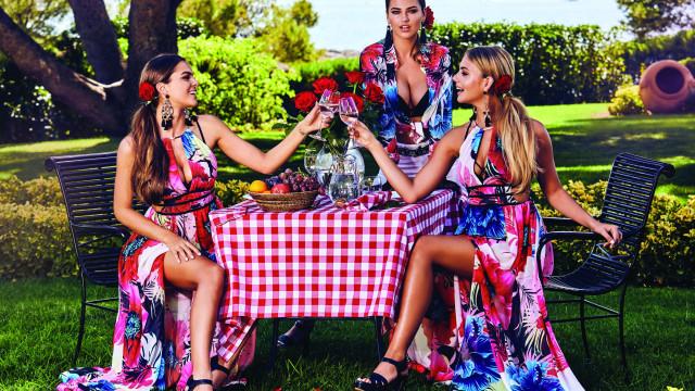 Primavera quente: Guess apresenta nova coleção sensual e exótica