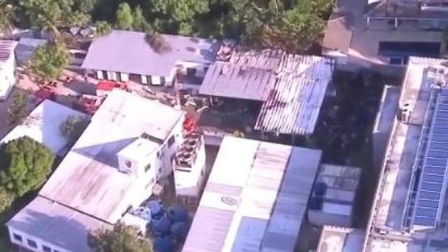 Entre as vítimas mortais estão quatro jogadores da formação do Flamengo
