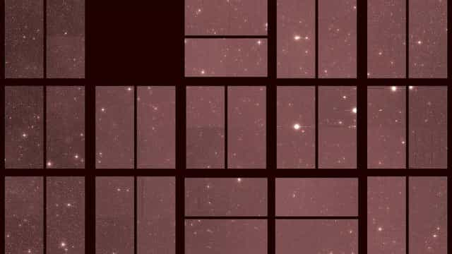 Esta foi a última visão do telescópio Kepler