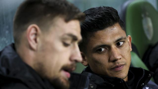 Montero deixa o Sporting no final da temporada e pode regressar à MLS