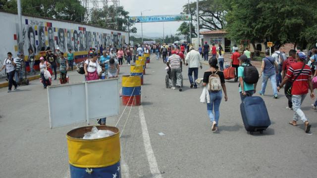 Venezuela: Assinaturas contra ingerência com avisos a Trump