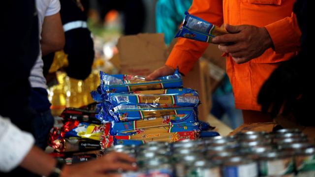 Decretado feriado para população de Táchira aceder a ajuda humanitária