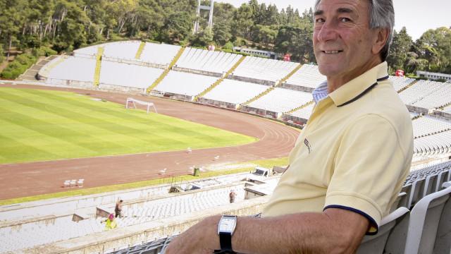 Benfica apresenta condolências ao Sporting por Fernando Peres