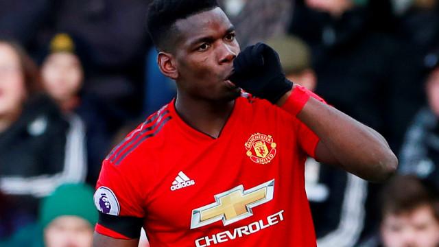Antigo jogador do Man. United deixa fortes críticas a Pogba