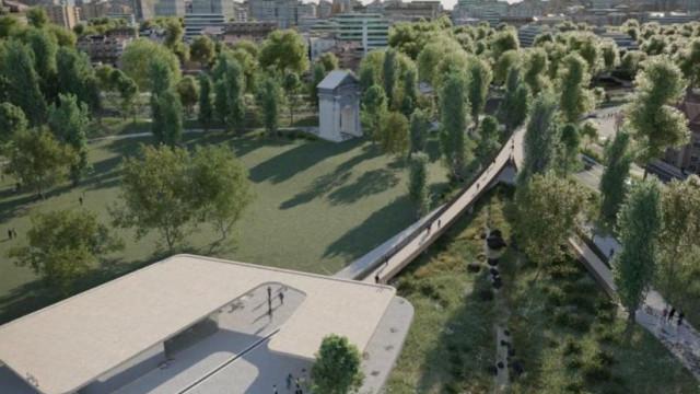 Esta vai ser a nova Praça de Espanha. Mais verde e menos caótica