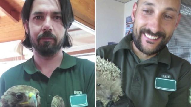 Caçador que matou guardas florestais condenado a 45 anos de prisão