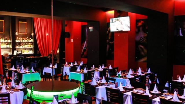 The Lingerie Restaurant convida os namorados a uma 'orgia campestre'