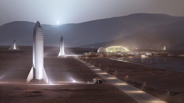 Elon Musk acredita que um dia será possível mudar-se para Marte