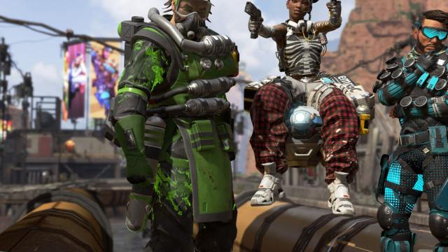 Uma semana depois, 'Apex Legends' já tem 25 milhões de jogadores