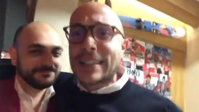 """Adeptos da Juventus já têm cântico para o """"Cristiano da Madeira"""""""