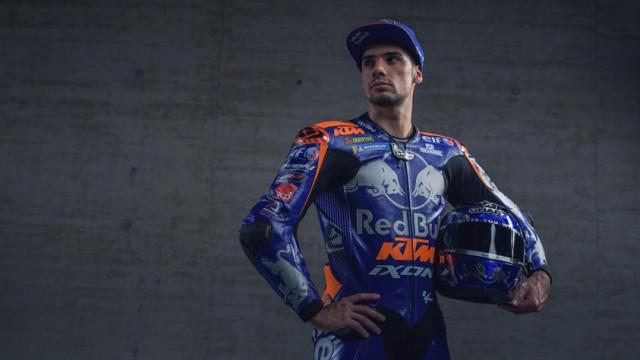 """Recado a Rossi e companhia: """"Quero ser o melhor piloto do mundo"""""""