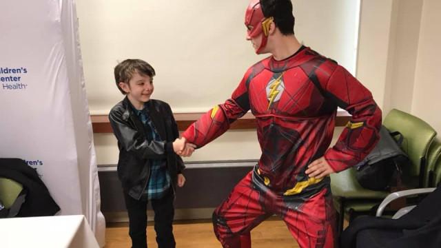 Menino português 'recebe' rosto novo graças a médicos norte-americanos