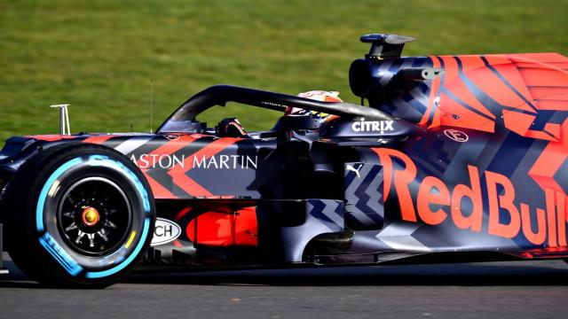 A Red Bull pode muito bem ter construído o monolugar mais bonito da época