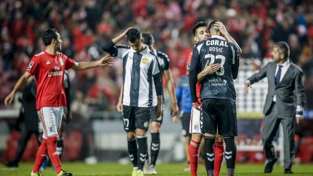 App da Liga não estava preparada para tantos golos no Benfica-Nacional