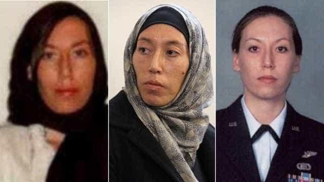 Monica Witt, a agente dupla que espiava o Irão... e depois espiou os EUA