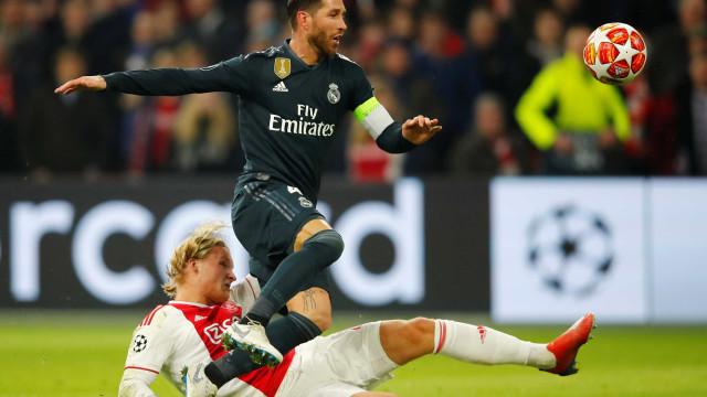 UEFA abre investigação às declarações de Sergio Ramos