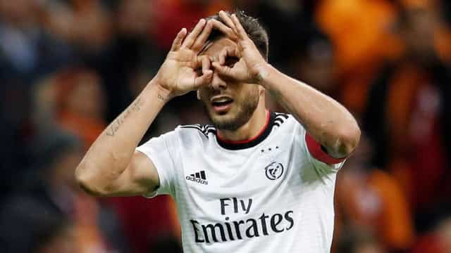 Salvio em risco de falhar campeonato e Liga Europa