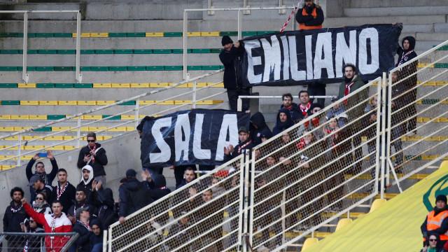 Corpo de Emiliano Sala já chegou à Argentina