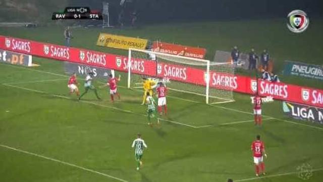 Ruben Semedo regressa aos golos na Liga Portuguesa