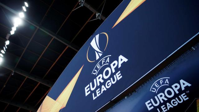 Liga Europa: Siga em direto os resultados e marcadores dos 16avos