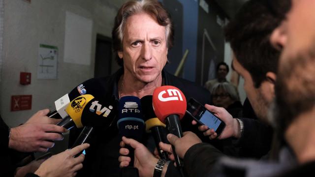 """Jesus compara João Félix a Rui Costa e Kaká: """"Vai ser uma referência"""""""
