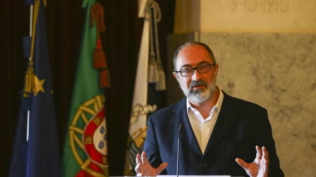 João Paulo Saraiva é o novo vice-presidente da Câmara de Lisboa