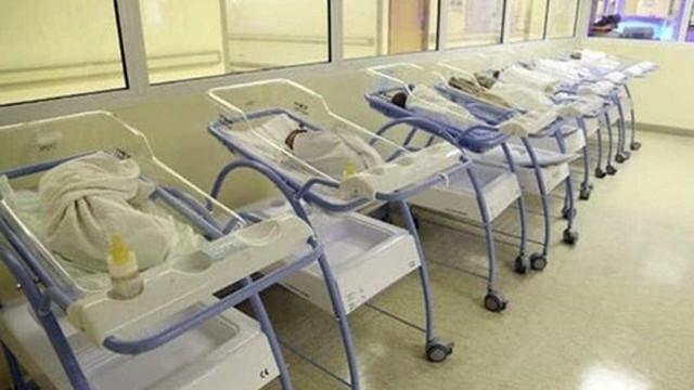 Mulher iraquiana deu à luz a sete gémeos de parto natural