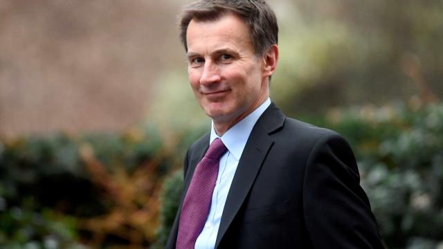"""MNE britânico otimista sobre """"período final crucial"""" das discussões"""