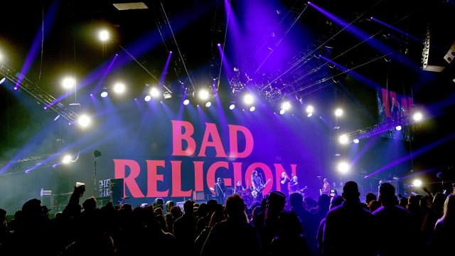Bad Religion voltam a Portugal quase 20 anos depois
