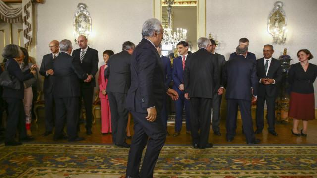 Já tomaram posse os novos ministros e secretários de Estado