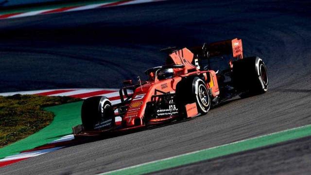 Laranja ou vermelho: A questão sobre o novo monolugar da Ferrari
