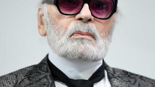 """Famosos reagem à morte de Karl Lagerfeld: """"O fim de uma era"""""""