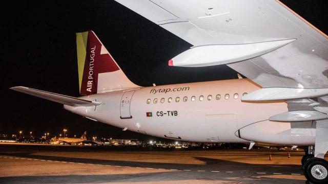 TAP recebeu mais um Airbus A320neo com 174 lugares