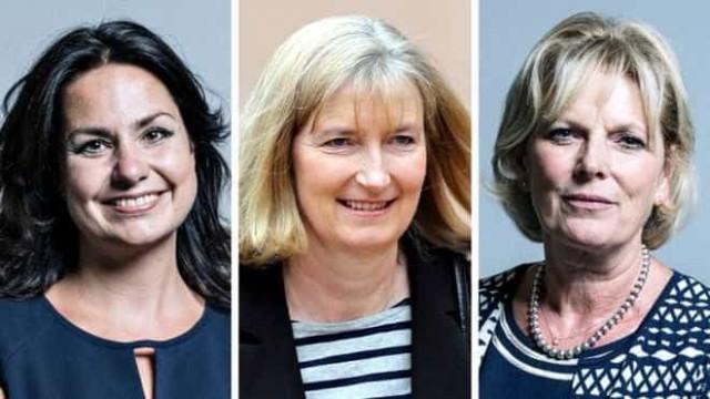 Três deputadas pró-UE demitem-se do partido de May por acordo de Brexit