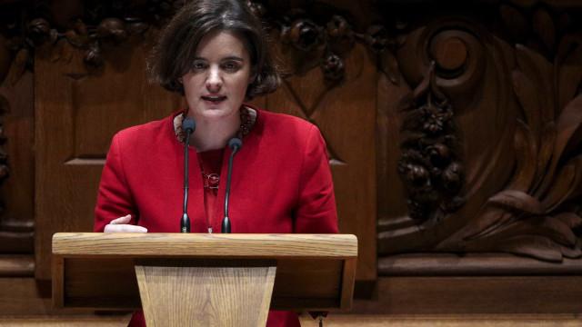 """Mariana Vieira da Silva diz ser ministra por """"convite"""" de Costa"""