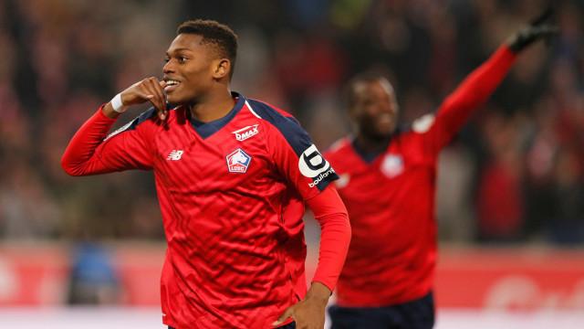 Afirmação de Rafael Leão no Lille faz disparar radares do Barcelona