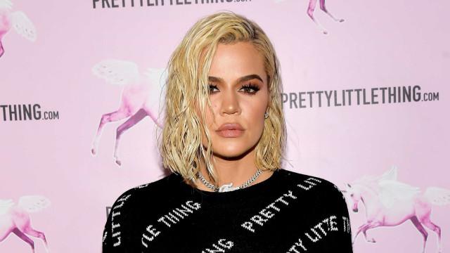 Khloé Kardashian surge em público após novo escândalo de traições