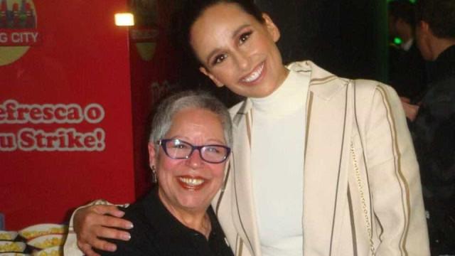 """Maria Vieira: """"Gosto da Rita. É uma mulher simples, modesta e talentosa"""""""