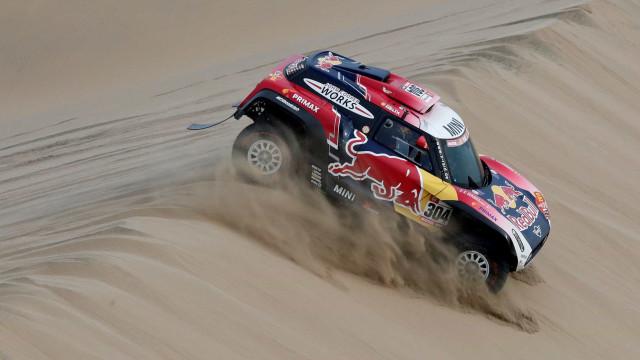 Rally Dakar vai mudar-se para a Arábia Saudita... já em 2020