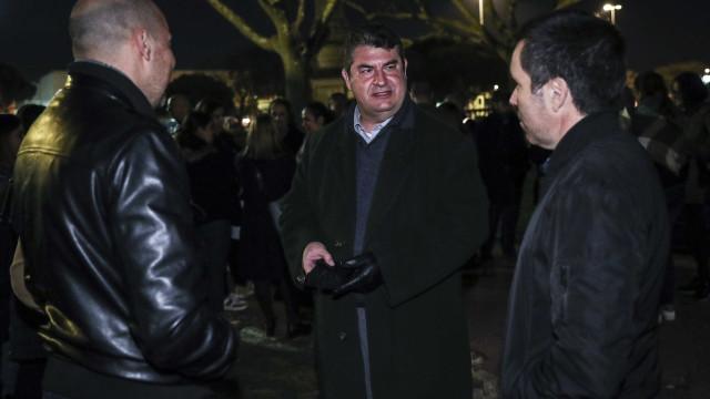 Sindicalista em greve de fome pede para falar com o Presidente