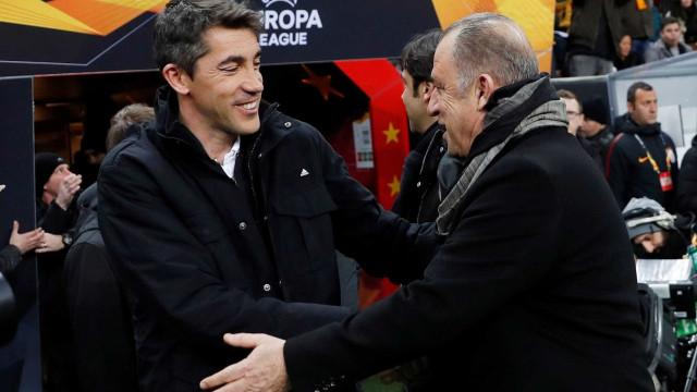 Benfica-Galatasaray: Pede-se tranquilidade na viagem até aos 'oitavos'