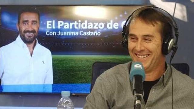 CR7 ou Messi? Lopetegui fintou questão com sorriso à mistura