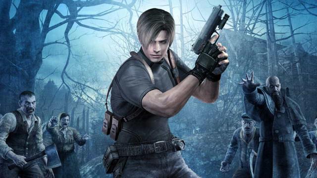 Há três 'Resident Evil' prestes a chegar à Switch