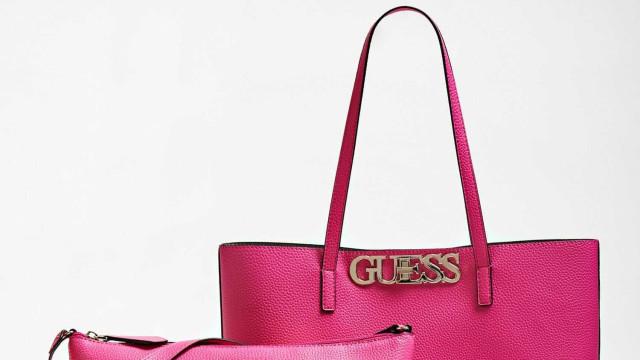 Guess apresenta a nova, colorida e já icónica Guess Uptown Chic