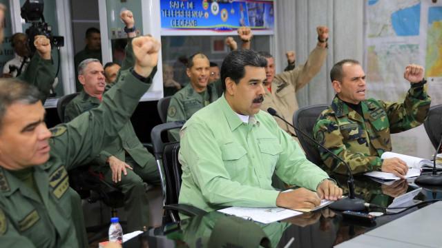 É oficial: Fronteira com o Brasil está fechada após ordem de Maduro
