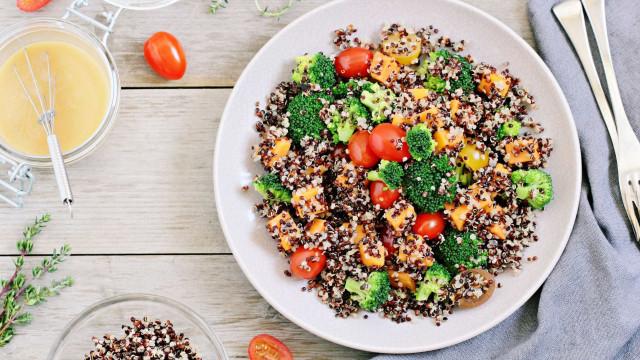 Superpoderes. Descubra sete benefícios da quinoa